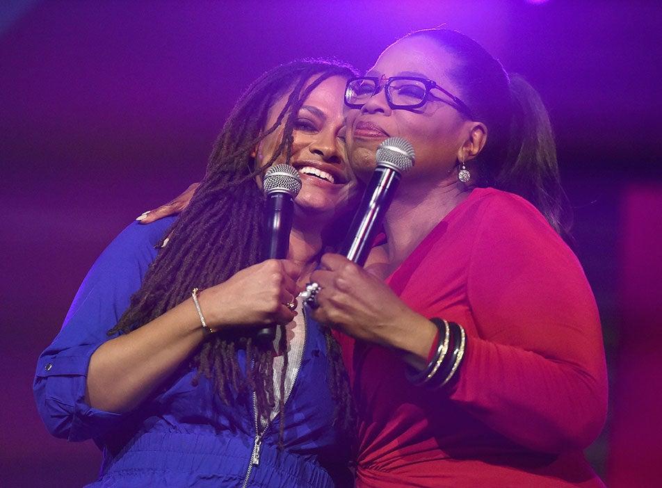 Oprah and Ava DuVernay Reminded Us Why Black Sisterhood is Powerful