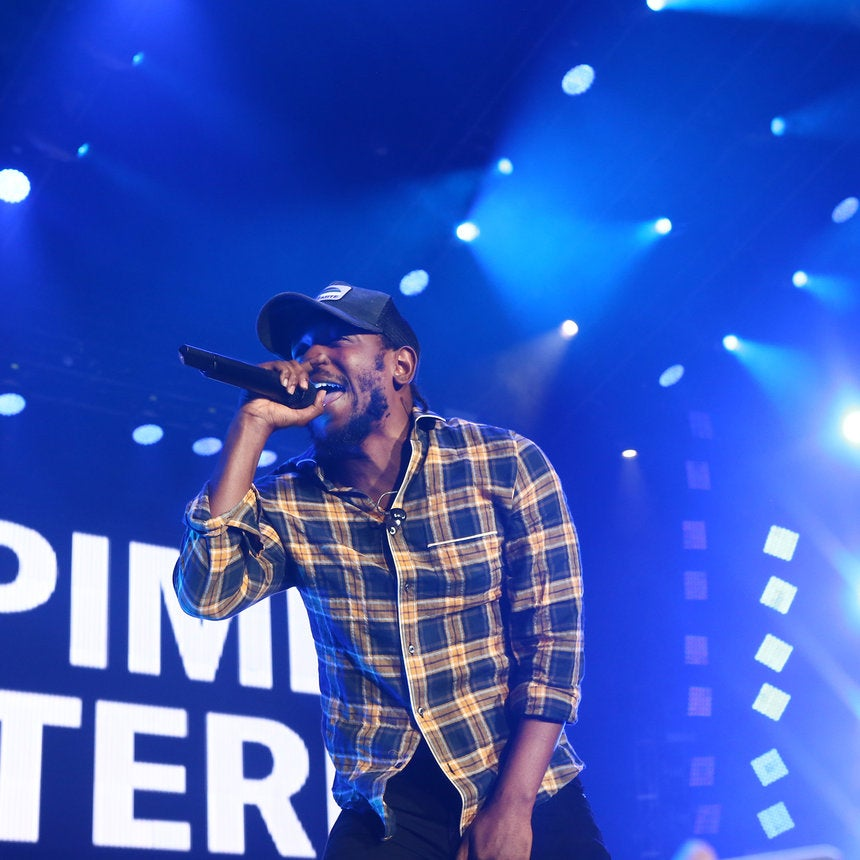 Kendrick Lamar Brings Down the House for 2nd ESSENCE Festival Performance