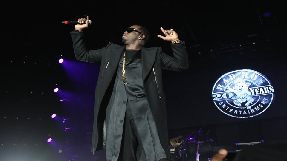 Puff Daddy & the Family Get ESSENCE Fest Turned All the Way Up with Closing Set