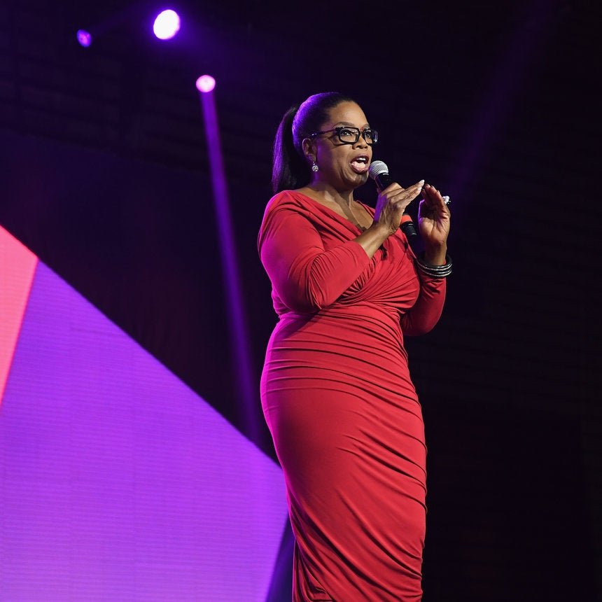 Oprah Delivers Inspiring Speech At ESSENCE Fest: 'I Am Living the Dream, and I Want You to Live the Dream'