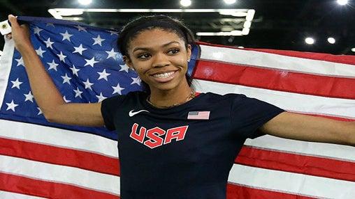 Teen Daughter of Former NFL Star is Headed to the Olympics