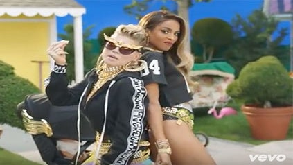 Ciara and Chrissy Teigen Join Fergie's Mom Squad for 'M.I.L.F.$' Video