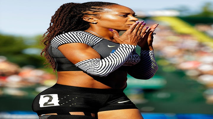 Four Time Olympic Medalist Sanya Richards-Ross Retires At Olympic Trials
