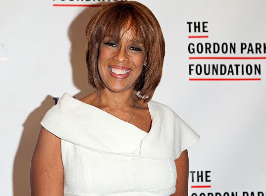 Gayle King On Who She Admires And Who She Despises