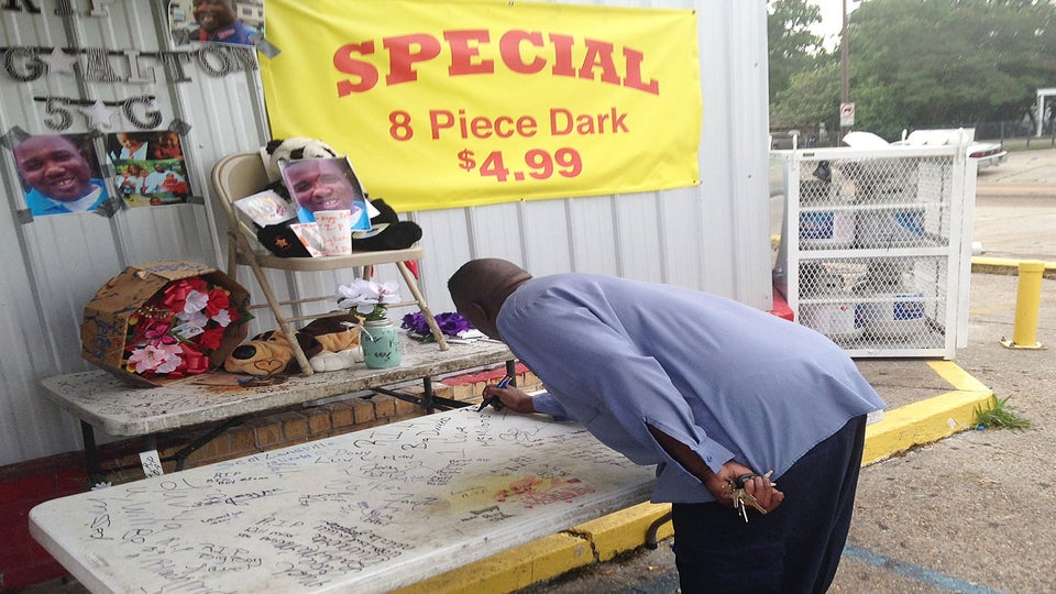 Family, Community Demands Justice After Fatal Shooting of Alton Sterling