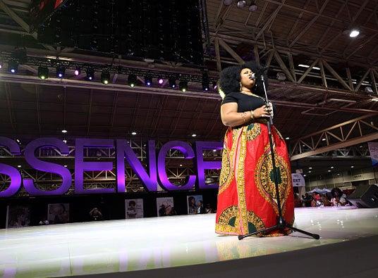 Watch 'American Idol' Star La'Porsha Renae Slay 'Summertime' At ESSENCE Fest