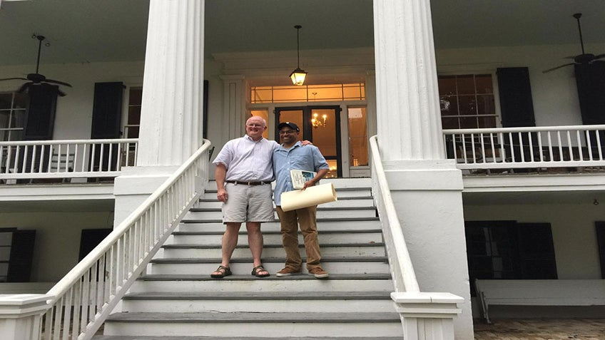 Slave Descendant United with Plantation Owner 181 Years After Families Lived on the Land