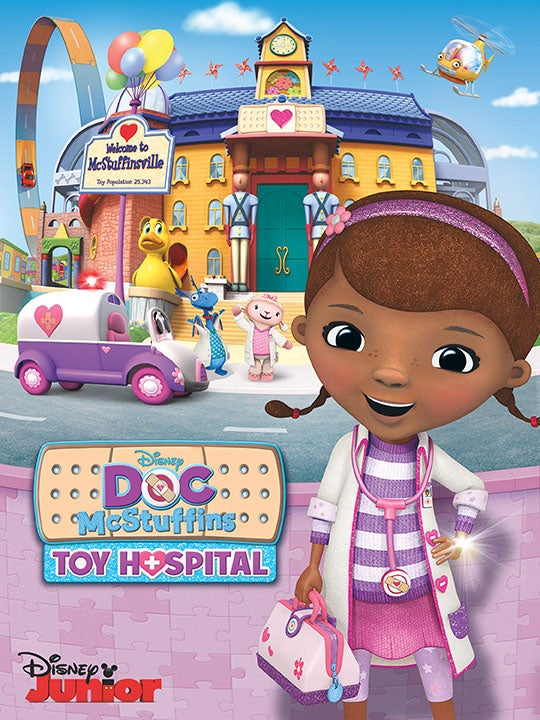 EXCLUSIVE: 'Doc McStuffins' Sets Premiere Date, Now Run and Tell Your Kids!