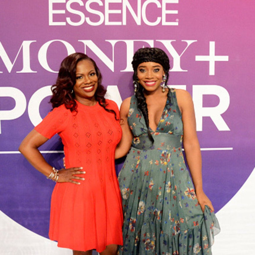 Kandi Burruss and Yandy Smith Know All About Working Mom Guilt - Here's How They Deal With It!