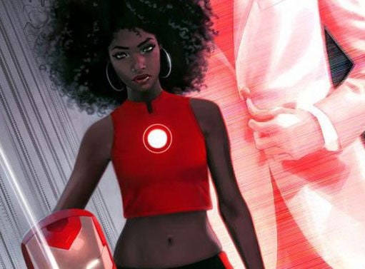 Marvel's New Iron Man is a Teenage Black Girl