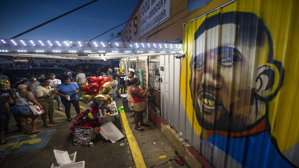 Louisiana Attorney General Declines To Charge Cops Who Fatally Shot Alton Sterling