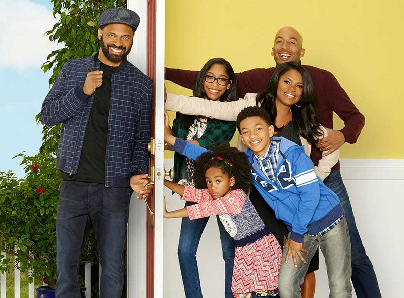 ABC Cancels 'Uncle Buck' After One Season, Mike Epps & Nia Long React