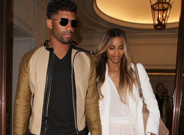 Ciara And Russell Wilson Joke About Their Wedding Night