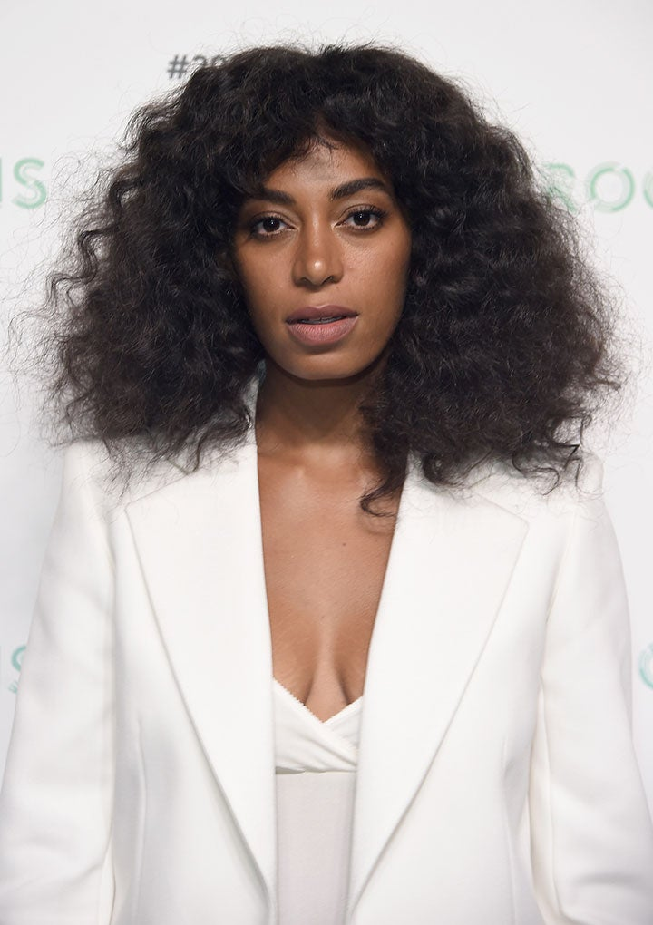 Solange Shares Heartbreaking Posts Following Police Shootings