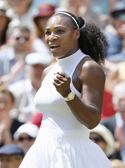 Serena Williams Is Still Not Here for Your Sexism