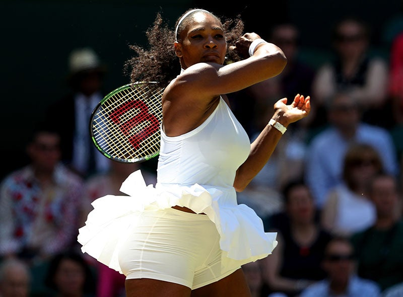 Serena Williams Facing Body-Shaming With Nike Outfit At Wimbledon