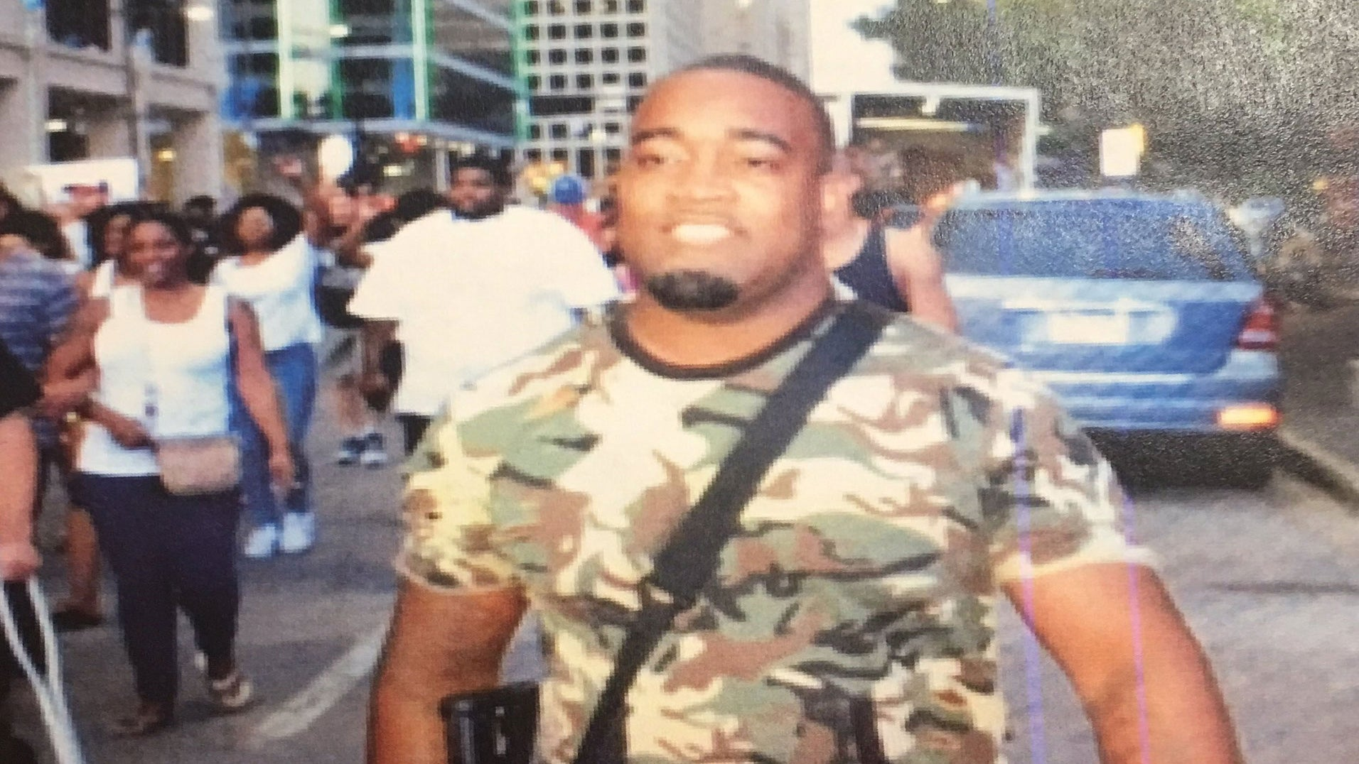 Mark Hughes Incorrectly Identified as a Suspect in Dallas Shooting Speaks Out