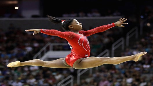 17 Things To Know About U.S. Olympic Gymnast Simone Biles