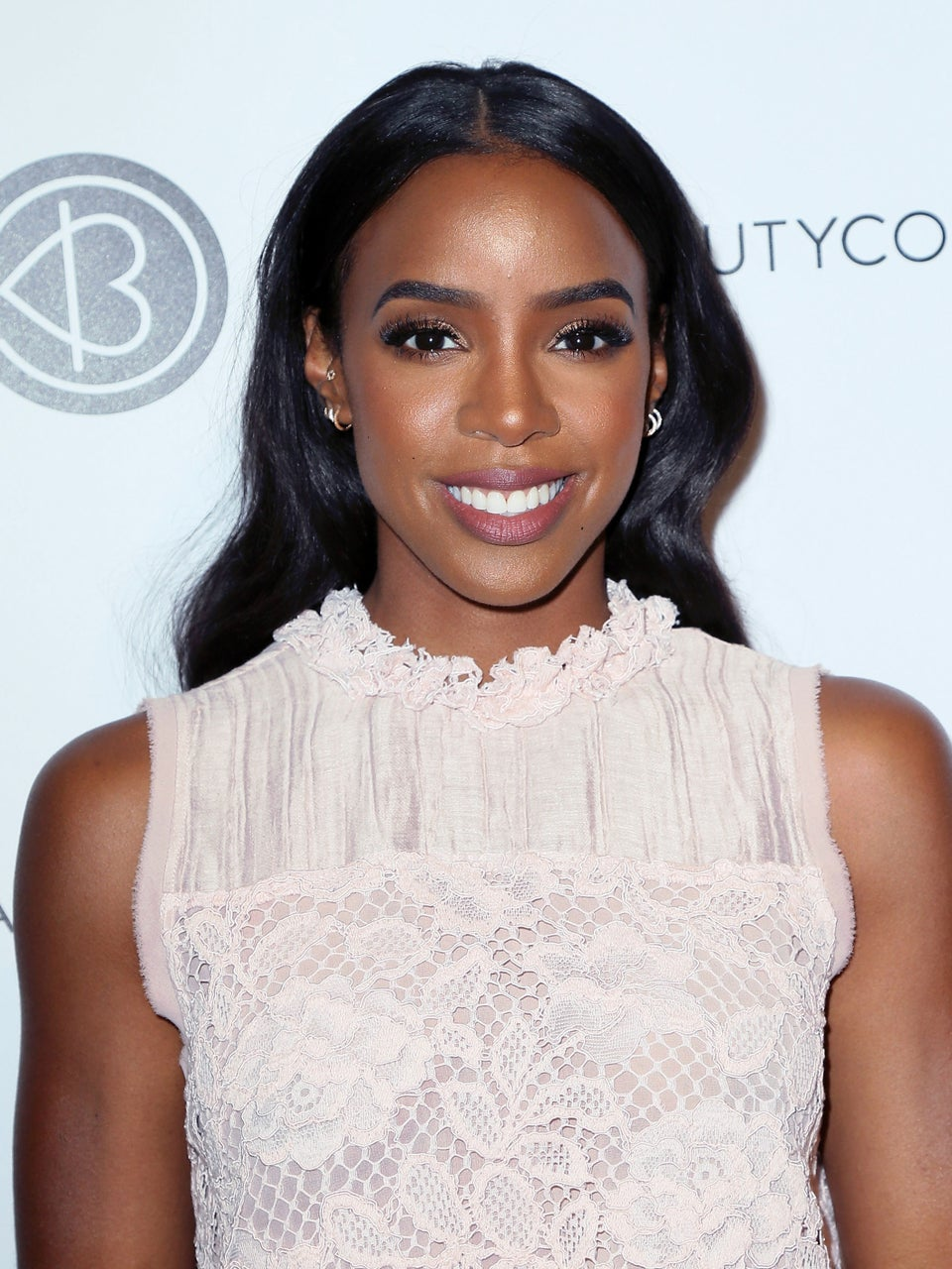 Kelly Rowland Promoted Her Upcoming Make-Up Line For Chocolate Girls At Beautycon