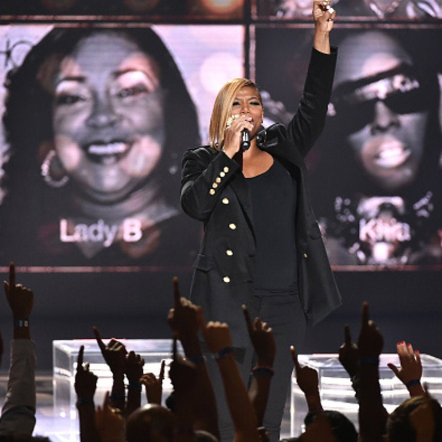 Queen Latifah Addresses Racism During VH1 Hip Hop Honors
