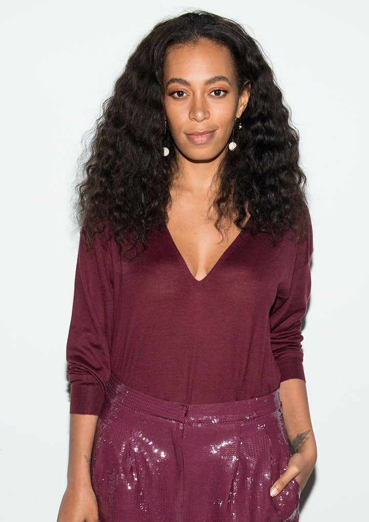 Solange Knowles Announces She's Banking Black