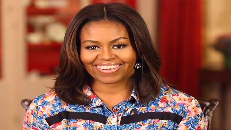 First Lady Michelle Obama Pays Tribute to Missy Elliott & Queen Latifah at VH1 Hip Hop Honors