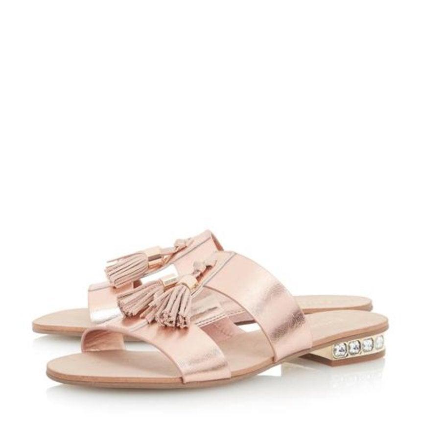 Let it Slide: Summer's Must-Have Slide-On Sandals