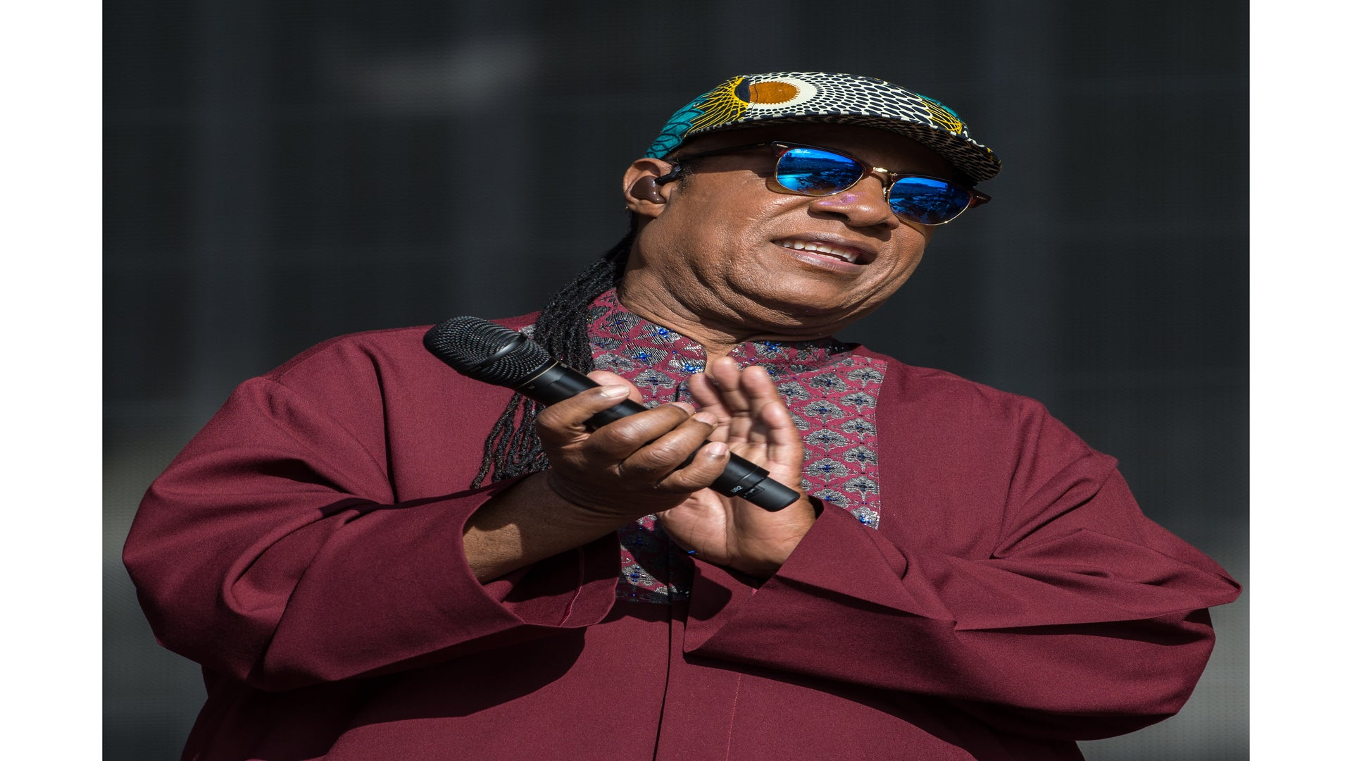 You Can Now Drive Down Stevie Wonder Avenue In Detroit