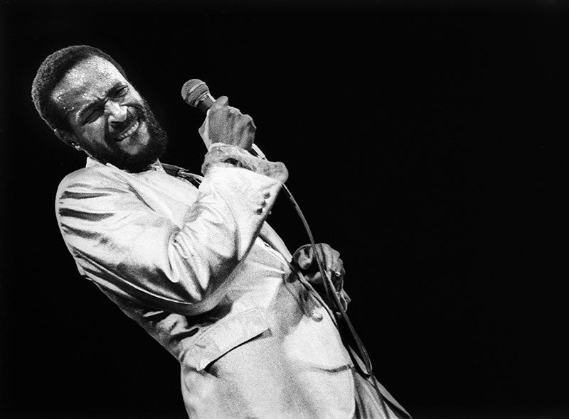 Marvin Gaye's Life Might Finally Get The Film Treatment