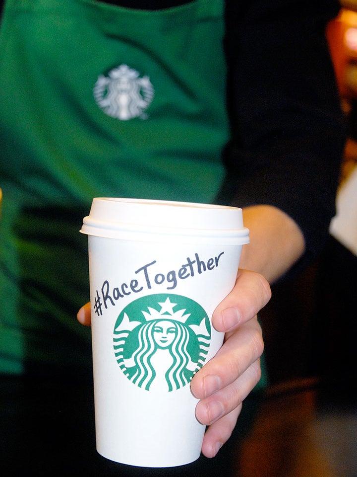 Why Starbucks Baristas Have to Shout #BlackLivesMatter