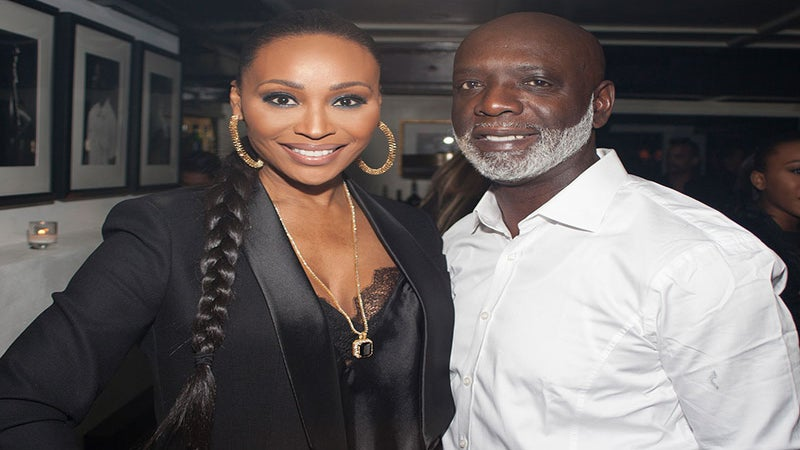 """Peter Thomas Speaks On Cynthia Bailey's Divorce Announcement: """"It Wasn't Something I Wanted"""""""