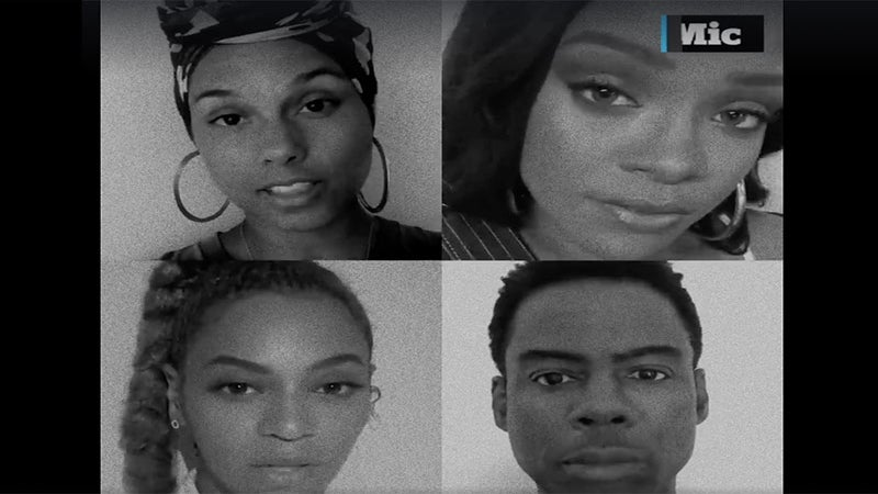 Alicia Keys, Beyoncé, Rihanna & More Unite To Join The Fight For Black Lives