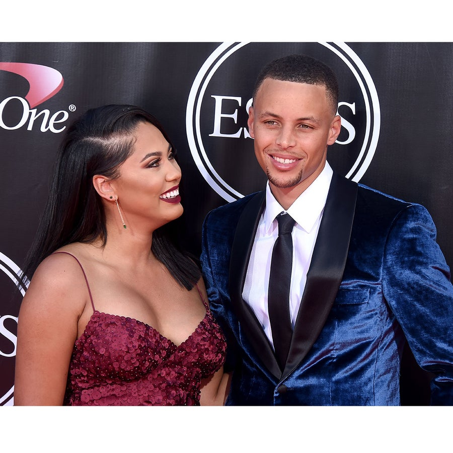These Photos Of Steph and Ayesha Curry's Kids Playing In The Garden Will Make Your Weekend