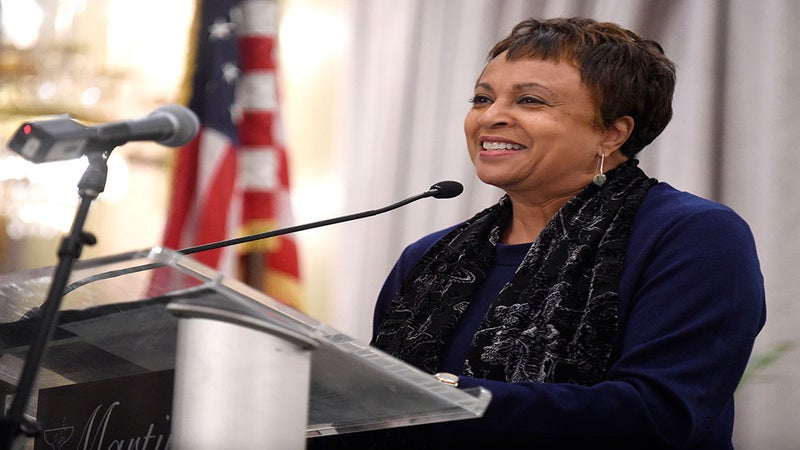 Dr. Carla D. Hayden Becomes First African-American & First Female Librarian Of Congress