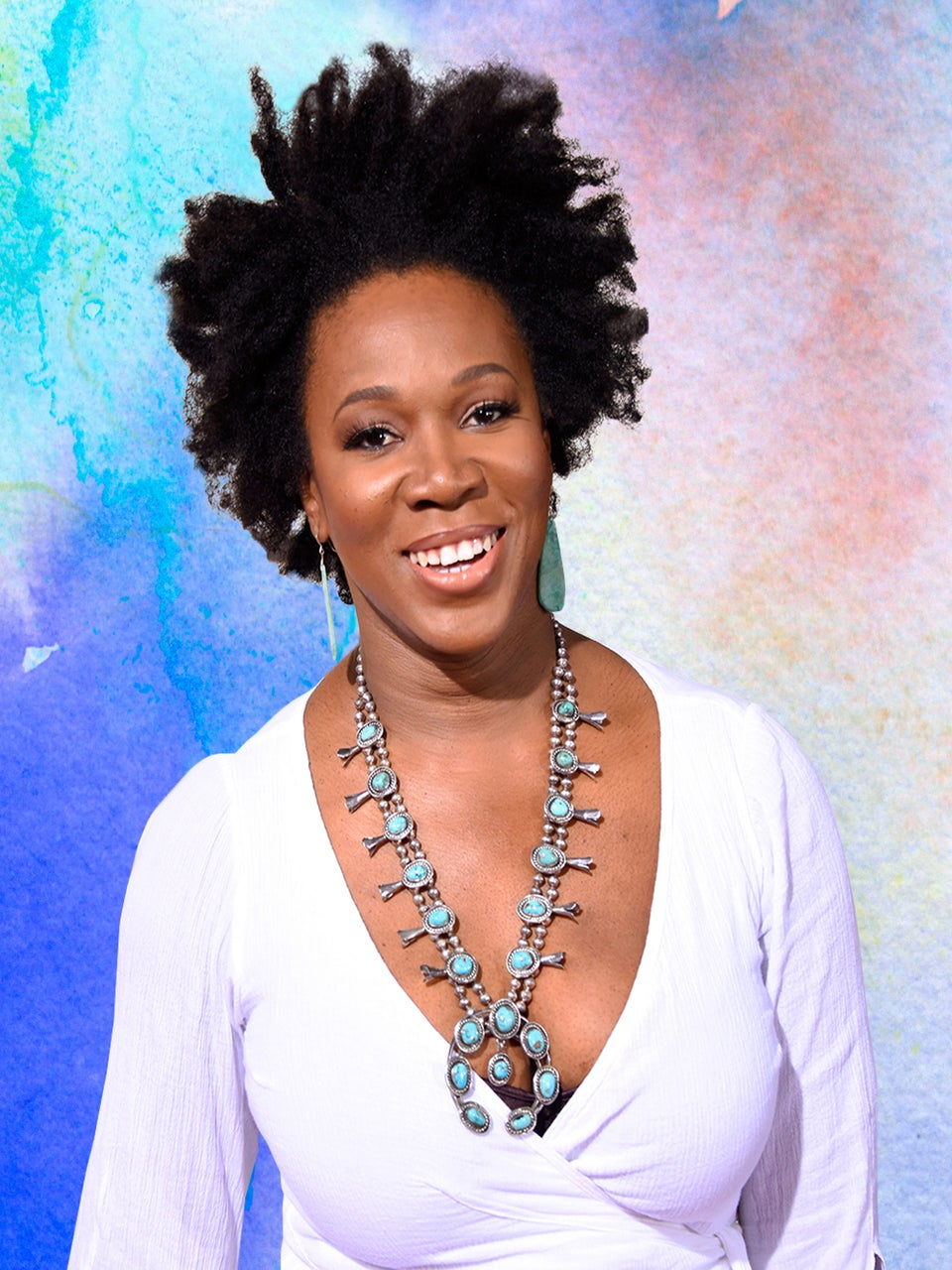 EXCLUSIVE: India Arie's New Song 'Breathe' (Inspired by #BlackLivesMatter) Is Right on Time!