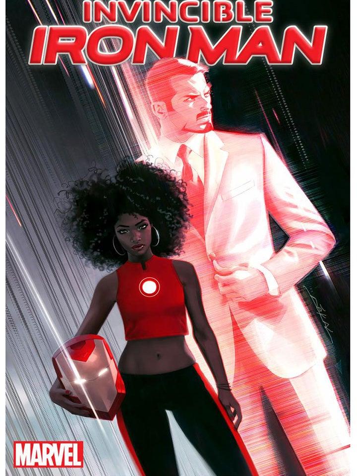 New Iron Man Character Riri Williams Was Inspired By Skai Jackson