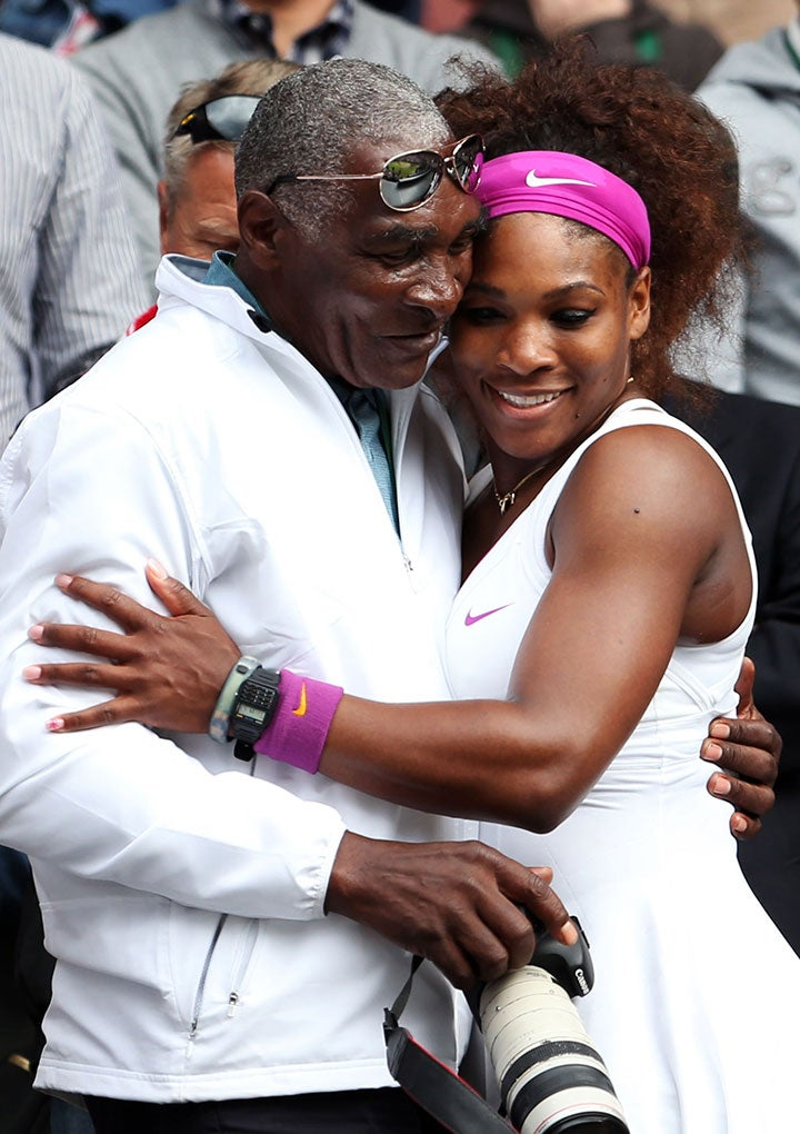 Wimbledon Williams Sisters Wow >> Richard Williams, Dad Of Venus & Serena, Suffered Stroke Before Wimbledon - Essence