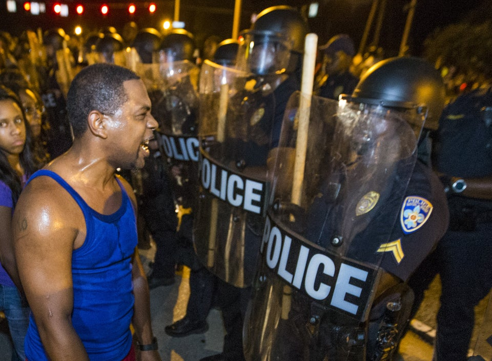 People Are Already Blaming #BlackLivesMatter for Baton Rouge Police Shooting