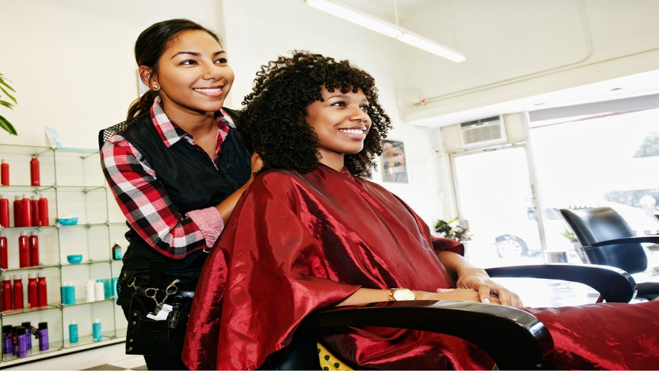 Researchers are Starting to Tackle the Air Quality in Black Salons