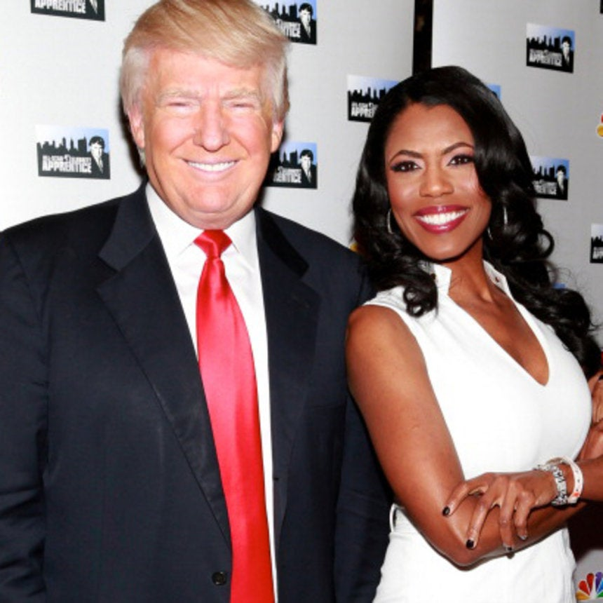 OmarosaManigault Snags Role In Trump White House, But Is It The One She Wanted?
