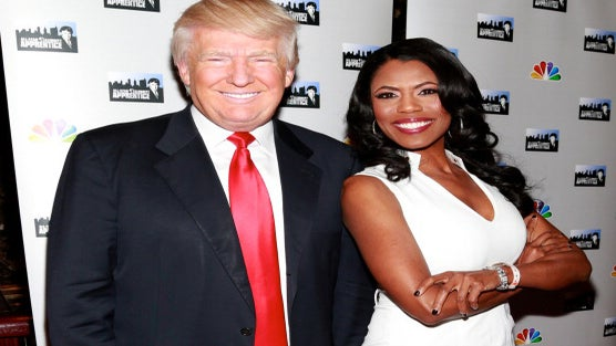 Donald Trump Appoints Omarosa Manigault Director of African-American Outreach for His Campaign