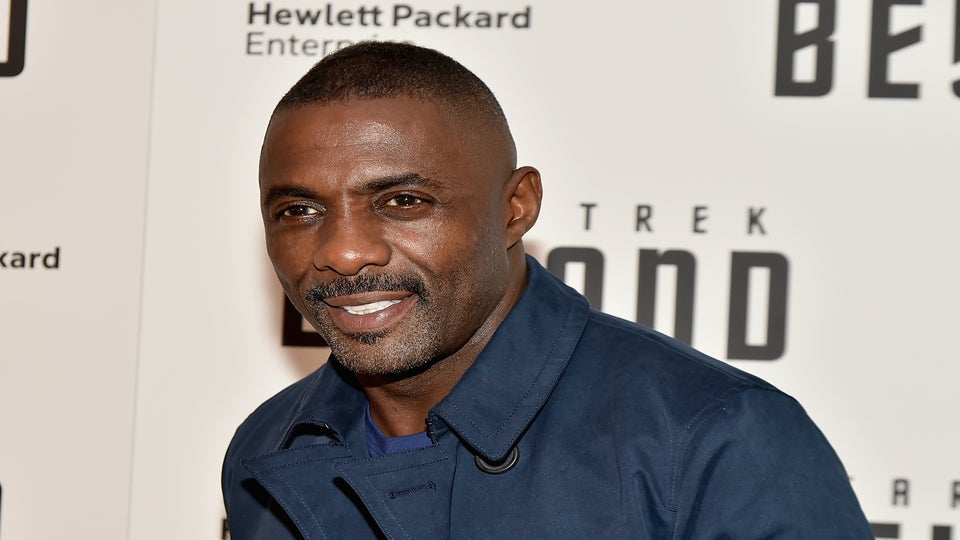 Idris Elba Dishes on His New Superdry Collection, Gender-Bending Clothes and His Personal Style