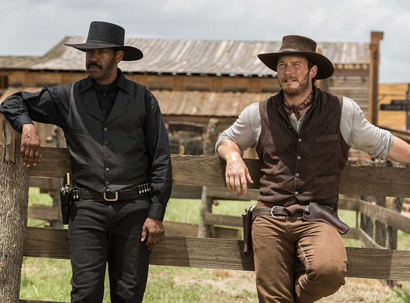Watch The Action-Packed New Trailer For 'The Magnificient Seven'