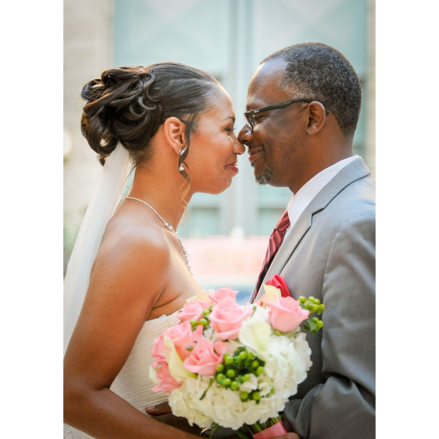 Bridal Bliss: Rhema and Thyrie Fell In Love at First Sight