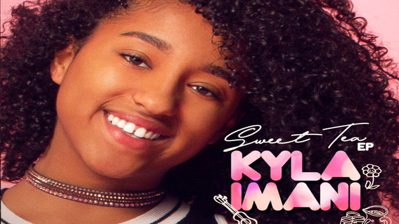 Black Girl Magic: Rising Teen Starlet Kyla Imani Drops Visual EP 'Sweet Tea'