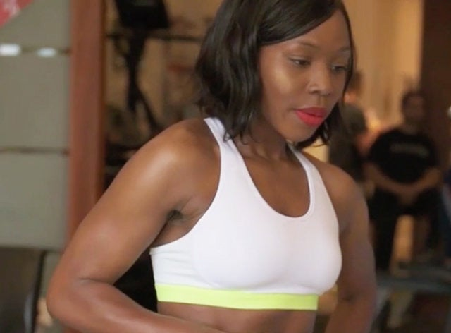 Watch: Here's How One InStyle Editor Got in Shape for Her Wedding