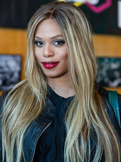 Laverne Cox Shuts Down Nose Job Rumors and Confirms Her 'Plastic Surgeon'