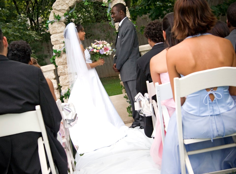 Will You Marry Us? More Brides and Grooms Ask Friends to Serve As Wedding Officiants Than Ever Before