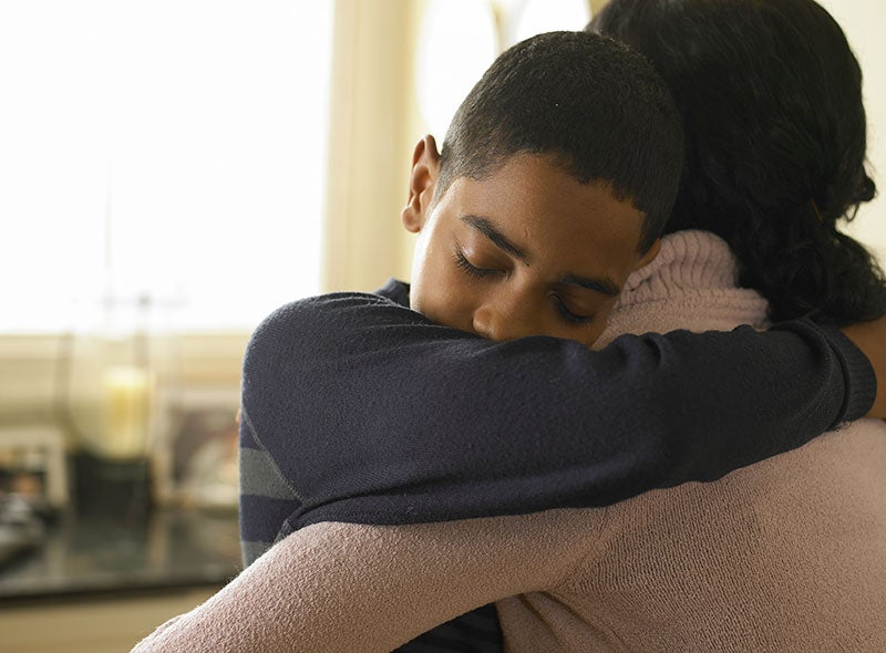Concerned Mom Creates 'Mothers Of Black Boys United' Group: 'Our Sons Will Not Be A Hashtag'