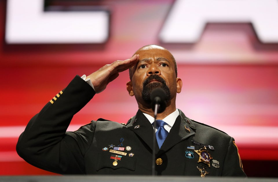 Sheriff David Clarke Claims Role At Department of Homeland Security, DHS Says Not So Fast